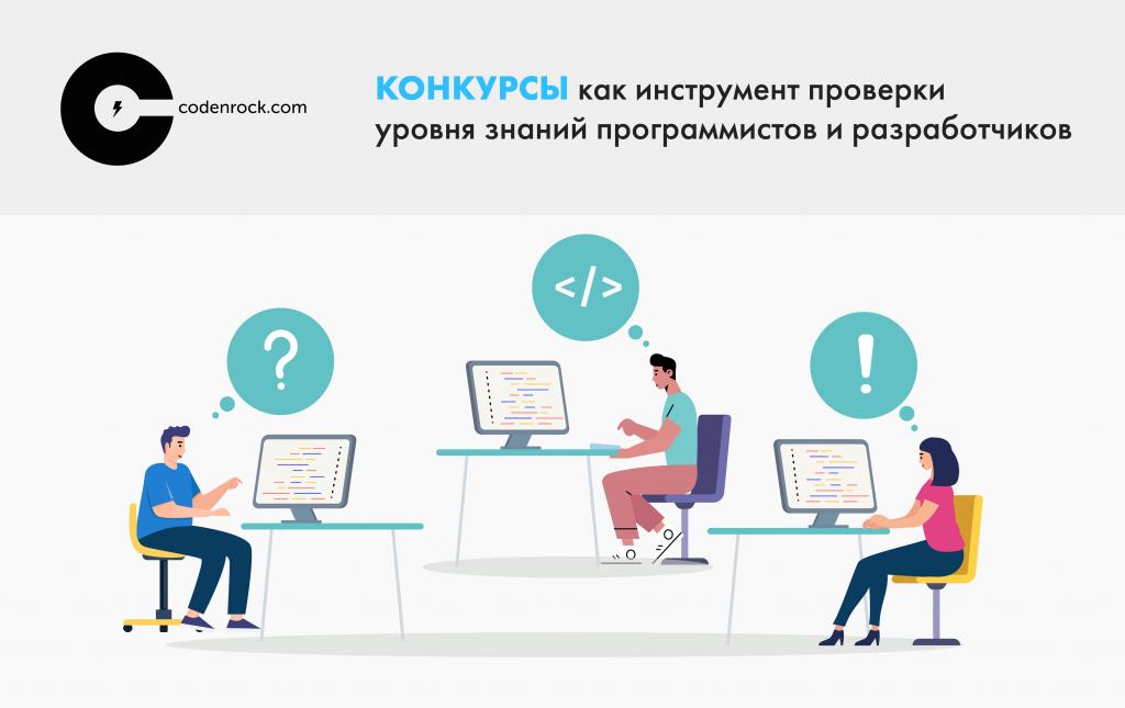 Конкурсы для IT-Специалистов от HR и Инновационных менеджеров.